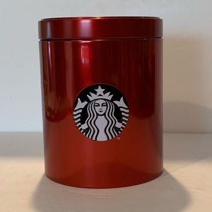Starbucks Coffee Canister